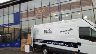 Business Delivery Service Derby