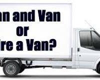 Man and Van or Hire a Van?