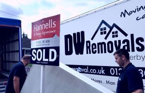 House Removals Derby